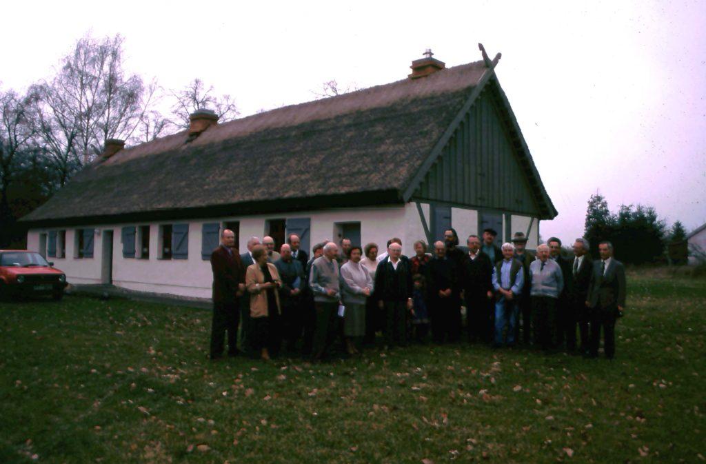 Bild Strohhaus