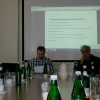Mitgliederversammlung der CPM in Beelitz 2015