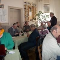 Treffen der Chronisten 2015  in Radewege