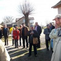 Treffen der Chronisten 2015 – Mitglieder der CPM in Schenkenhorst