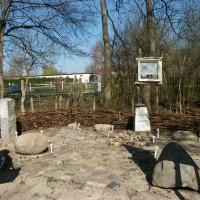 Treffen der Chronisten 2015 – Spur der Steine, Gestaltung von Ortschronist  Erhard Nickel