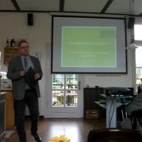 Treffen der Chronisten 2015 – Vortrag von Historiker Ralf Gebuhr