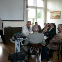 Treffen der Chronisten 2015 –  Vortrag von Prof. Dieckmann aus Belzig:  Otto von Bismark, Landsmann, Preuße, Reichsgründer