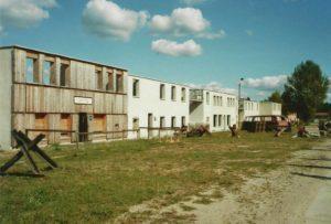 Ortskampfanlage Rauhberg im Truppenübungsplatz Lehnin
