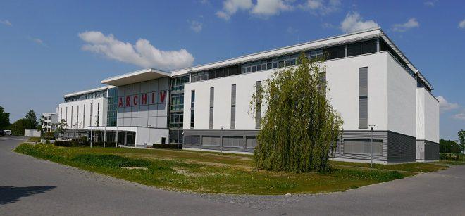 Foto Brandenburgisches Landeshauptarchiv (BLHA) in Golm