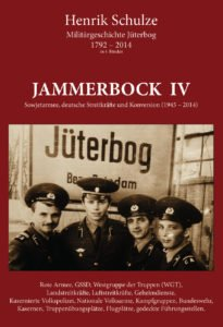 Cover des Buches JAMMERBOCK IV von Henrik Schulze