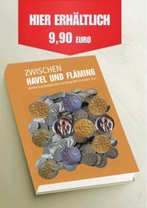 Cover des Buches Zwischen Havel und Fläming, der Heimatkalender Potsdam-Mittelmark 2021